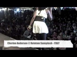 CHERINE ANDERSON IN ITALY PT. 2