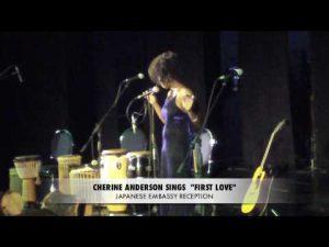 """Cherine Anderson Sings in Japanese - Utada Hikaru """"First Love"""""""