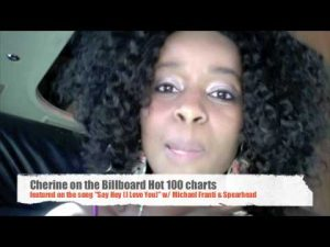 CHERINE ANDERSON TALKS ABOUT BEING ON THE BILLBOARD CHARTS