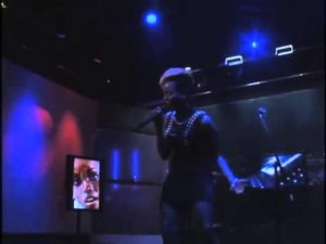 "CHERINE LIVE: Cherine - ""Eagles & Doves"" ( Onstage - Jamaica)"