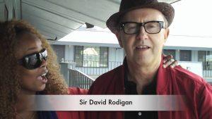 CHERINE MEETS DAVID RODIGAN