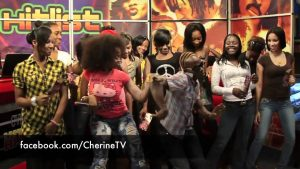 Cherine on CVM HITLIST nov 25