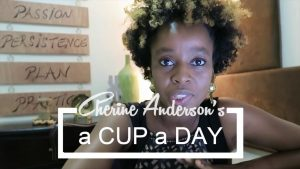 Cherine's #aCupaDay | Solutions vs Problems | Ep. 002