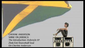 SHINE ON JAMAICA  - CHERINE ANDERSON