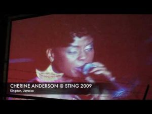 STING 2009 *******CHERINE ANDERSON (snippet)